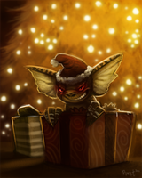 DAY 26. Gremlins! (40 Minutes) by Cryptid-Creations