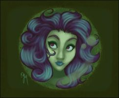Dear Sweet Leota by Tell-Me-Lies