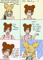 tenten thinks she's funny by FuNiSmYwAy