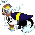 MoonCricket Male Static Shock Theme Auction [Open] by SnowLillyYukino