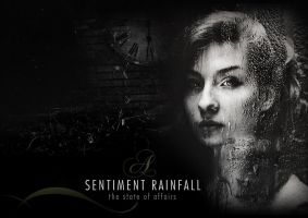 Sentiment Rainfall by schledde