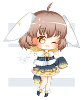 AT: Chibi for Teliwis by Jutsika