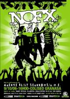 NOFX by Makinita