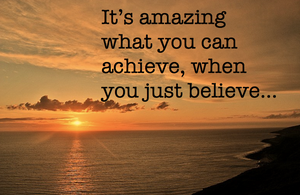 Just Believe... by Lifes-what-u-make-it