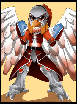 COMM: Arklet Stormwing by Snowify