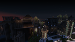 Minecraft. Ash`rama      -\-WIP-/- by anthonywinterton