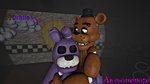 [SFM FNaF Shipping] Much More Fronnie! by Awesomenope
