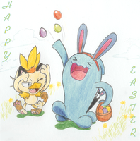 Easter Wob for the kids 06 by sharpjet