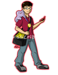 FC: Ditto Trainer by KGScribbles