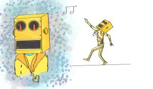 lmfao robot by solomongrek