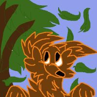 unfinished Free fall icon 1 by jadewolf34