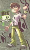 Ben 10 Omniverse - 11 years old by MisterNone