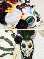 Masks 2 by asunder