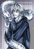 +SPOILER+ Kabuto:Familiar Face by Yakushi--Kabuto