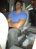 Zack Ryder Sleeping by englishxmuffin