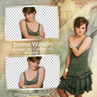 Pack Png 542 - Emma Watson by worldofpngs