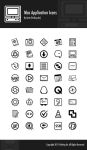 Mac Application Icons by kepeifeng