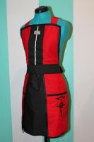 Fullmetal Alchemist Male Cosplay Apron Commission by DarlingArmy