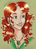 Ce'nedra, queen of the world by Agatha-Macpie