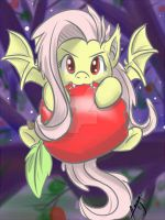 Flutterbat by sugarbuzzstudio