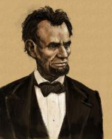 Lincoln Final Color by Fieryermine