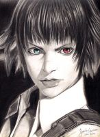 Lady Dmc3 by j2ag