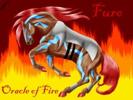 Furo- Oracle of Fire by fizzing-dragon