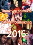 Patreon 2016 by sknng