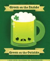 Green Beer PSA by MeghanMurphy