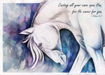 He cares for you by Lyswen