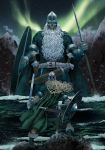 Corpse lord of the sea by americanvendetta