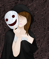 New Creepypasta OC .:The Shadow Mistress:. +Theme by AskMaiPhantomhive