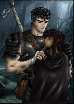 Guts and Caska by The-Switcher