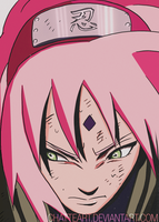 Sakura Haruno - Ch. 663 by ChatteArt