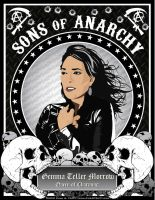 Sons of Anarchy - Gemma Morrow by chadtrutt
