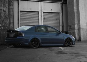 Acura TL-S by chopperkid44