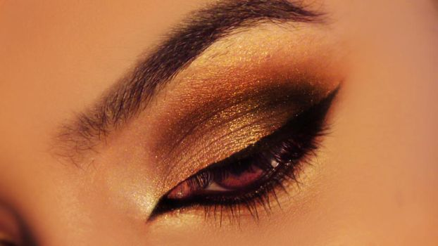Simple Everyday Arabic Look by Desert-Winds