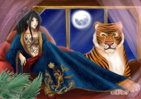 The Tiger Year Contest by Nouka