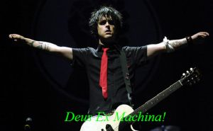 Deus Ex Machina by GreenDayGirl18
