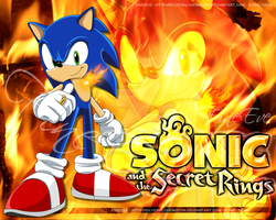 Sonic and the secret rings me by SilverAlchemist09