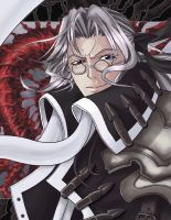 Trinity Blood: Abel by insomniacvampire
