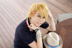 Kurusu Shou :: I'm Waiting for You by x3Kiko