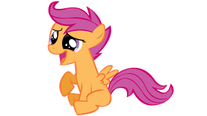 Scootaloo Vector by totalcrazyness101