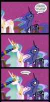 Celestia always on Duty (traducido) by innuendo88