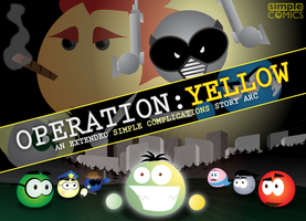 SC: Ch.30 - OPERATION: YELLOW by simpleCOMICS