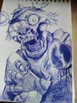Five nights at Freddy's by keen6