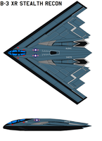 B-3XR stealth recon by bagera3005