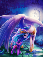Collab: Faithful Teacher by TsaoShin