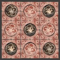 Medieval tiles by dashinvaine