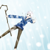 Jack Frost by pinkierena